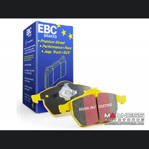 Dodge Dart Brake Pads - EBC - Yellowstuff - Front