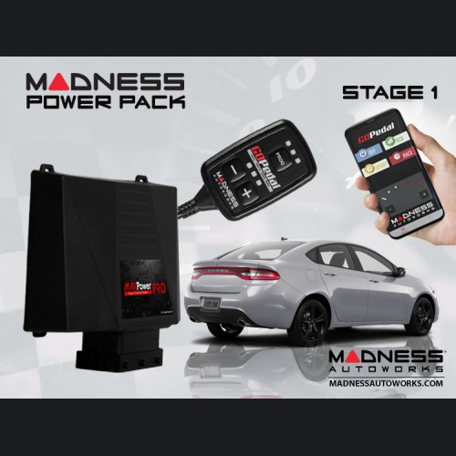 Dodge Dart MADNESS Power Pack - 1.4L Turbo - Stage 1