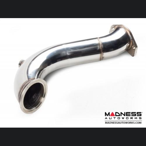 Dodge Dart Catless Downpipe - 1.4L Turbo - MADNESS
