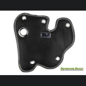 Dodge Dart Thermal Turbo Blanket - 1.4L Turbo - SILA Concepts - Black Silicone/ Fiberglass